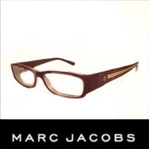 Marc Jacobs Eyeglasses Merlot Frames